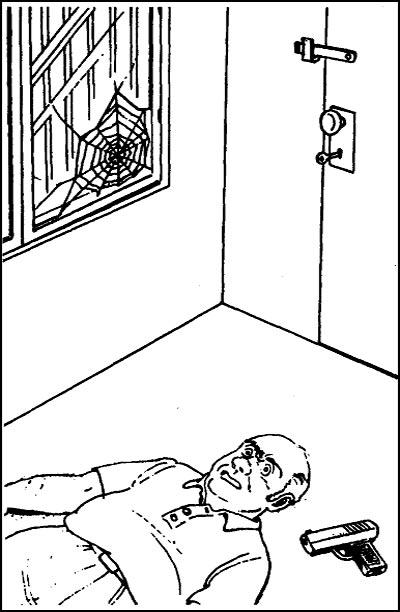 侦探游戏密室枪杀案